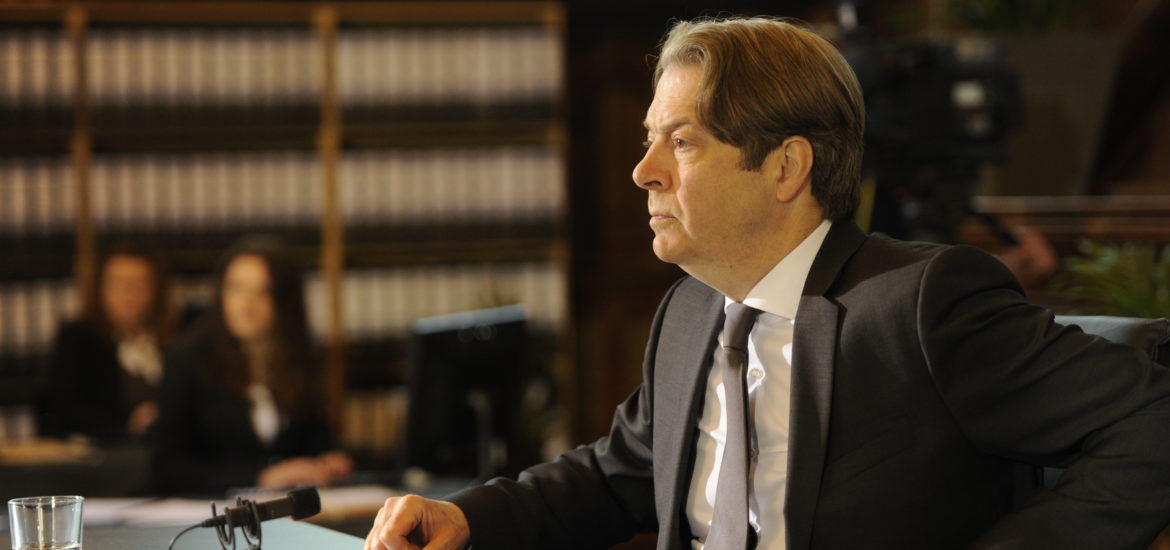 Truth Commissioner Roger Allam as Henry Stanfield 1 (1)